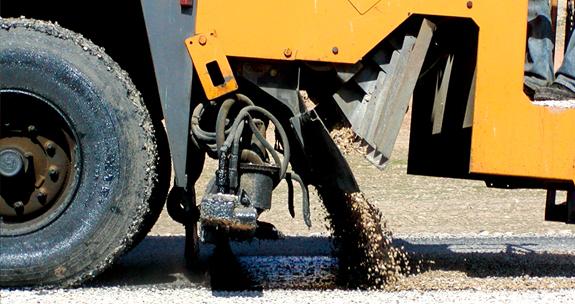 Hot mix asphalt concrete